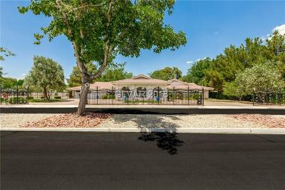 Las Vegas Single Family Home For Sale: 2020 Silver Avenue