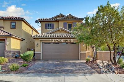 Henderson Single Family Home Under Contract - No Show: 1057 Valley Light Avenue