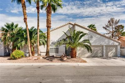Las Vegas, North Las Vegas, Henderson Single Family Home For Sale: 3866 Tumbleweed Avenue