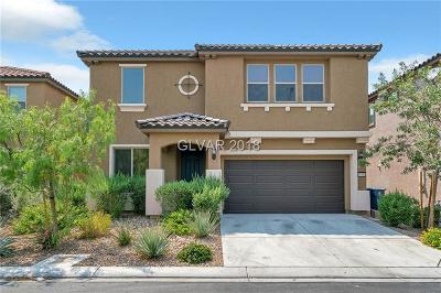 Las Vegas Single Family Home For Sale: 10983 Hunting Hawk Road