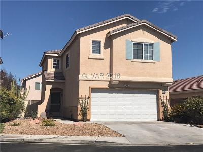 North Las Vegas Single Family Home For Sale: 5344 5344 Lattice Ct Court