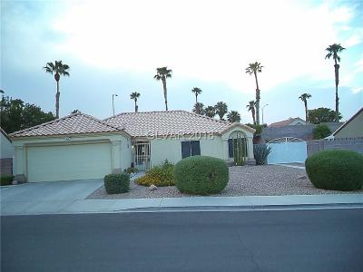 Las Vegas NV Single Family Home Under Contract - Show: $264,900