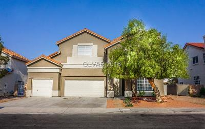 Henderson Single Family Home For Sale: 1080 Deep Well Court