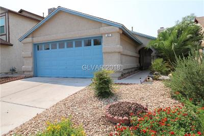 Henderson Single Family Home Under Contract - Show: 931 Clipper Drive