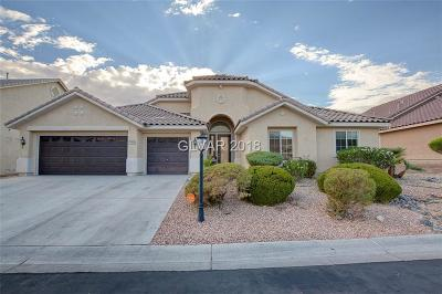 Las Vegas Single Family Home For Sale: 1519 Midnight Cowboy Court