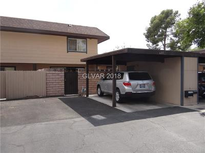 Las Vegas Condo/Townhouse Under Contract - No Show: 6215 Meadow Haven Lane