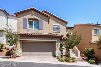 Las Vegas NV Single Family Home Under Contract - No Show: $298,000