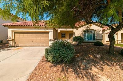 Las Vegas NV Single Family Home Under Contract - No Show: $324,900