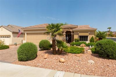 Henderson Single Family Home For Sale: 604 Mountain Links Drive