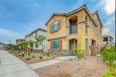 Henderson Single Family Home For Sale: 2707 Hammetts Landing Walk