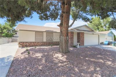 Las Vegas NV Single Family Home Under Contract - Show: $250,000