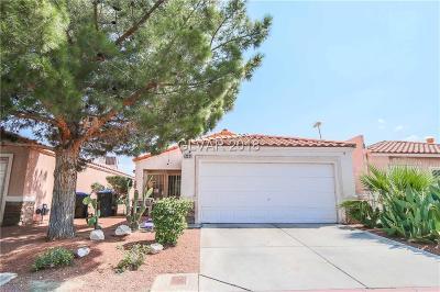 Las Vegas Single Family Home For Sale: 2221 Calm Sea Avenue