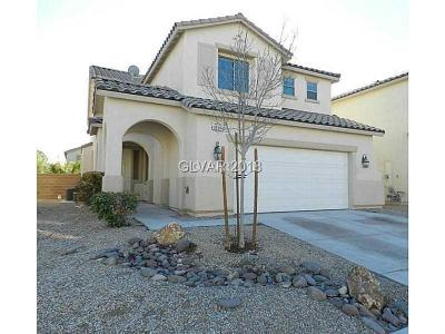 Las Vegas Single Family Home For Sale: 3537 Bella Viera Court
