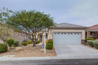 Henderson NV Single Family Home Under Contract - No Show: $269,900