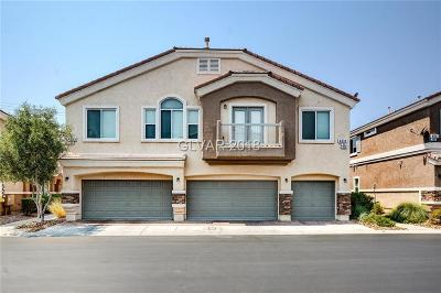 Las Vegas Condo/Townhouse For Sale: 4839 Double Down Drive #102