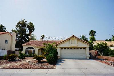 Henderson Single Family Home For Sale: 714 Rocky Trail Road