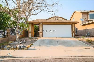 Henderson Single Family Home Under Contract - No Show: 509 Holick Avenue