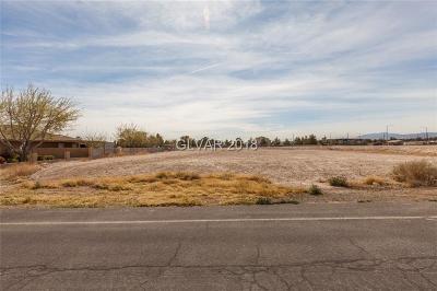 Las Vegas Residential Lots & Land For Sale: 5975 West Rosada Way