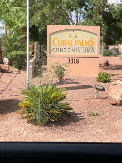 North Las Vegas Condo/Townhouse Under Contract - No Show: 3318 Decatur Boulevard #2041