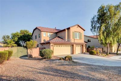 North Las Vegas Single Family Home For Sale: 6548 Candleglade Court