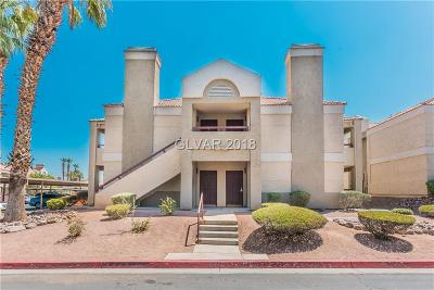 Las Vegas Condo/Townhouse Under Contract - No Show: 8600 Charleston Boulevard #1051