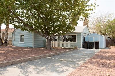 Henderson Single Family Home For Sale: 111 Ivy Street