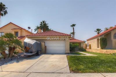 Single Family Home For Sale: 2711 Lovington Drive