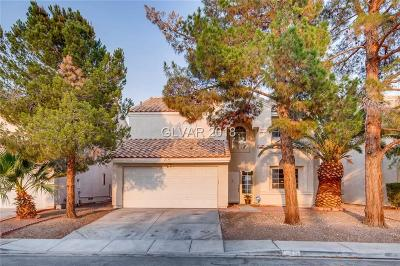 Las Vegas NV Single Family Home Under Contract - Show: $285,000