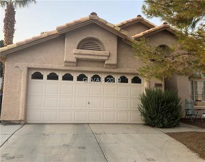 Las Vegas Single Family Home For Sale: 2000 San Miguel Avenue