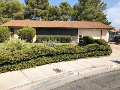 Single Family Home For Sale: 2217 Heavenly View Drive