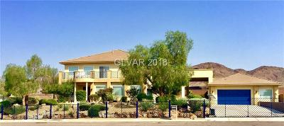 Henderson Single Family Home For Sale: 1094 San Andreas Street