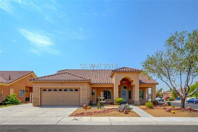 Las Vegas Single Family Home For Sale: 5425 Rusty Anchor Court