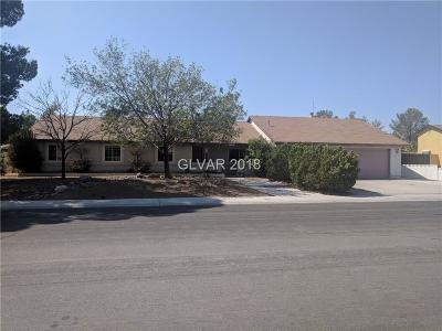 Single Family Home Under Contract - Show: 6751 Wild Horse Road