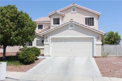 North Las Vegas Single Family Home For Sale: 1716 Fawn Hedge Avenue