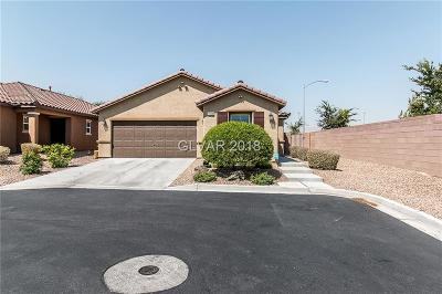 Las Vegas NV Single Family Home Under Contract - No Show: $345,000