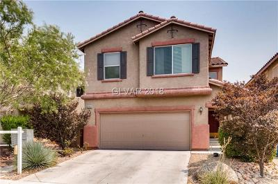 Las Vegas Single Family Home Under Contract - No Show: 8950 Rutherford Grove Street