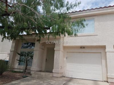 Las Vegas Condo/Townhouse Under Contract - No Show: 7916 Lisa Dawn Avenue