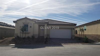 Las Vegas Single Family Home For Sale: 10759 Canary Blossom Avenue