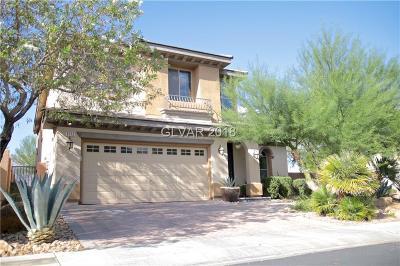 Single Family Home For Sale: 3712 Moonshine Falls Avenue
