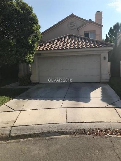 Single Family Home Under Contract - No Show