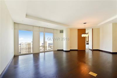 Resort Condo At Luxury Buildin High Rise For Sale: 3750 Las Vegas Boulevard #3107