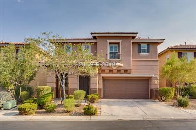 Las Vegas NV Single Family Home For Sale: $306,000