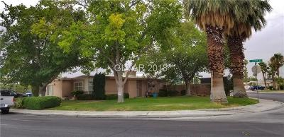 Las Vegas Single Family Home For Sale: 201 Upland Boulevard