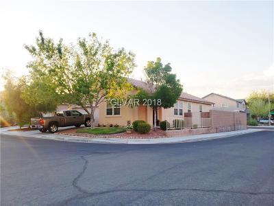 Las Vegas Single Family Home For Sale: 4904 Apache Valley Avenue