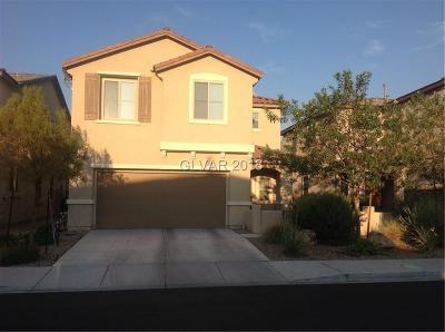 HENDERSON Single Family Home Under Contract - No Show: 238 Shortstop Street