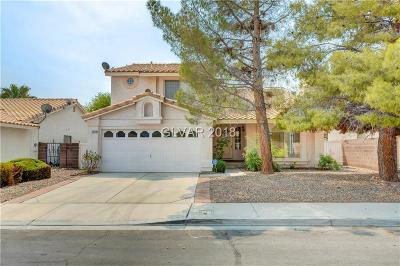 HENDERSON Single Family Home For Sale: 1429 Hawkwood Road