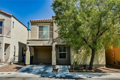 Las Vegas Single Family Home For Sale: 9064 Captivating Avenue