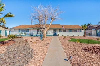 Clark County Single Family Home For Sale: 7466 Spencer Street