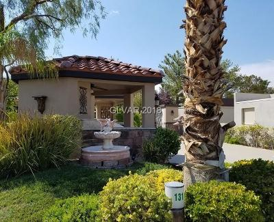 Las Vegas Residential Lots & Land For Sale: 8175 Arville Street #131