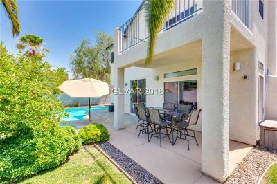 HENDERSON Single Family Home Under Contract - Show: 555 Dusty Palms Lane